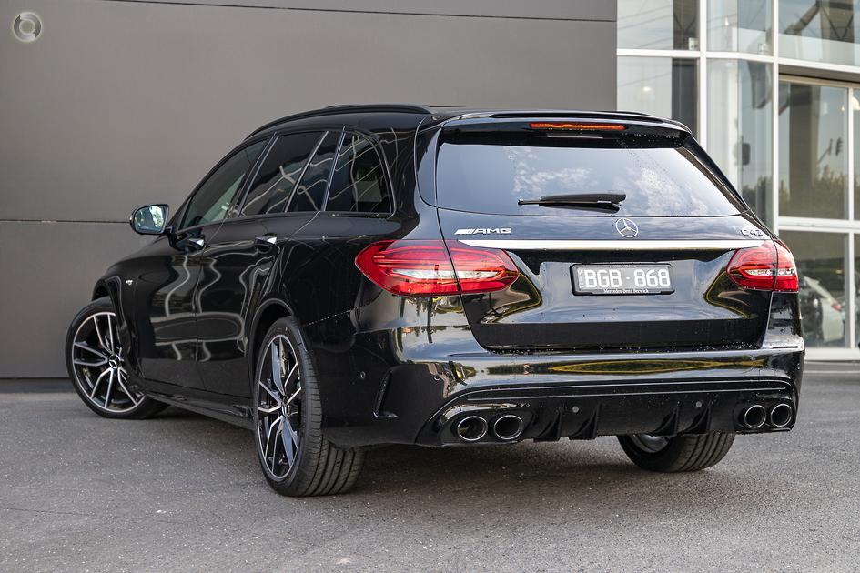 2019 Mercedes-Benz C 43 AMG Estate