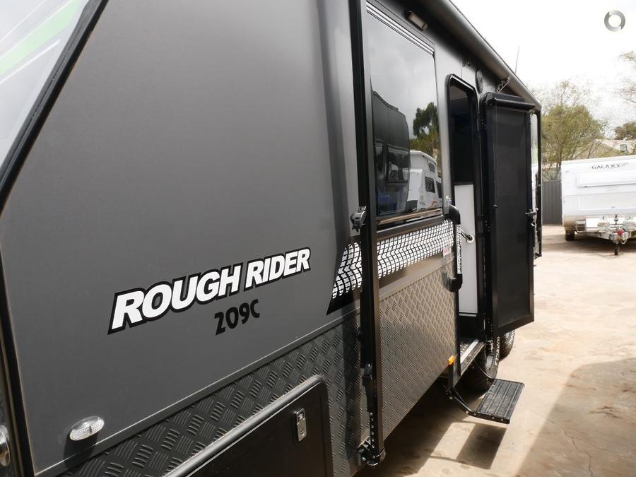 2020 Vacationer Rough Rider 209