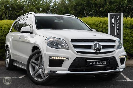 2013 Mercedes-Benz GL 350 BLUETEC