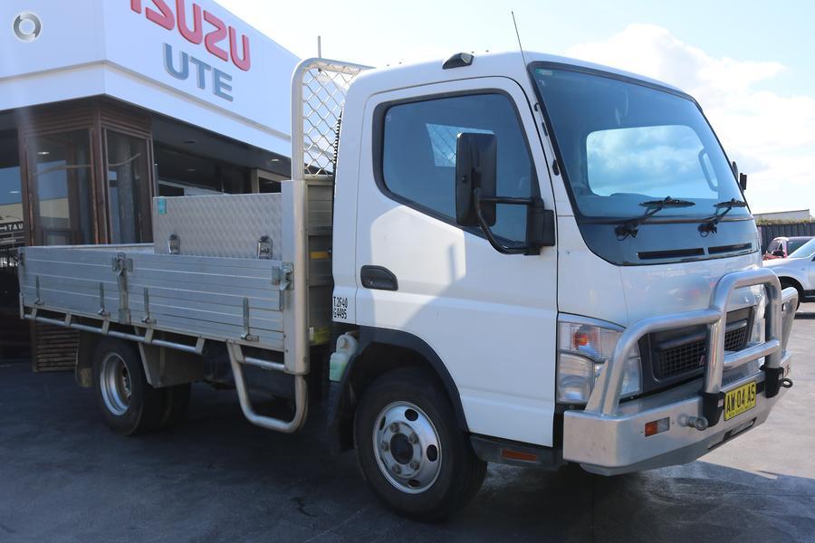 2007 Mitsubishi Canter FE83P 2.0