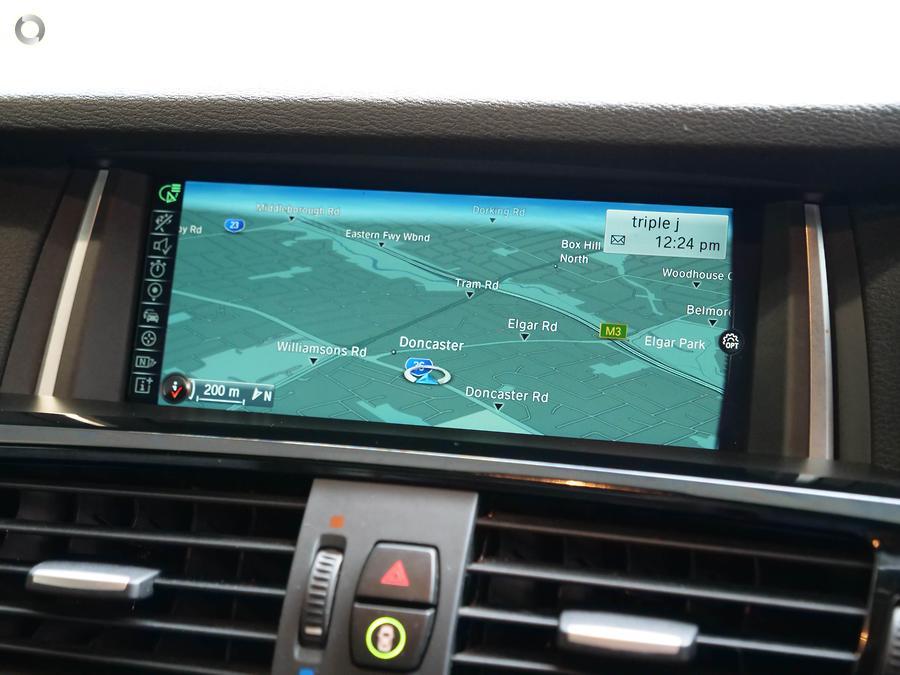 2016 BMW X3 xDrive20d F25 LCI