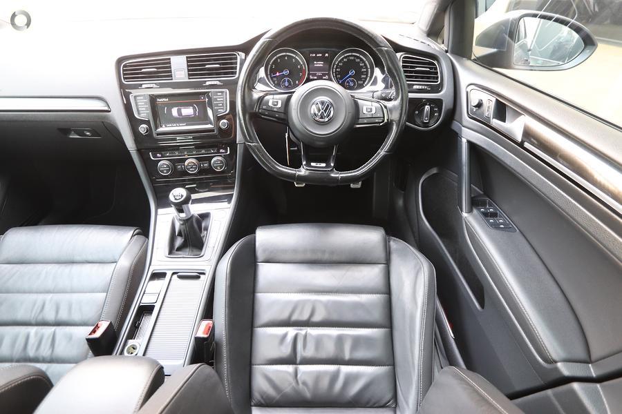 2014 Volkswagen Golf R 7