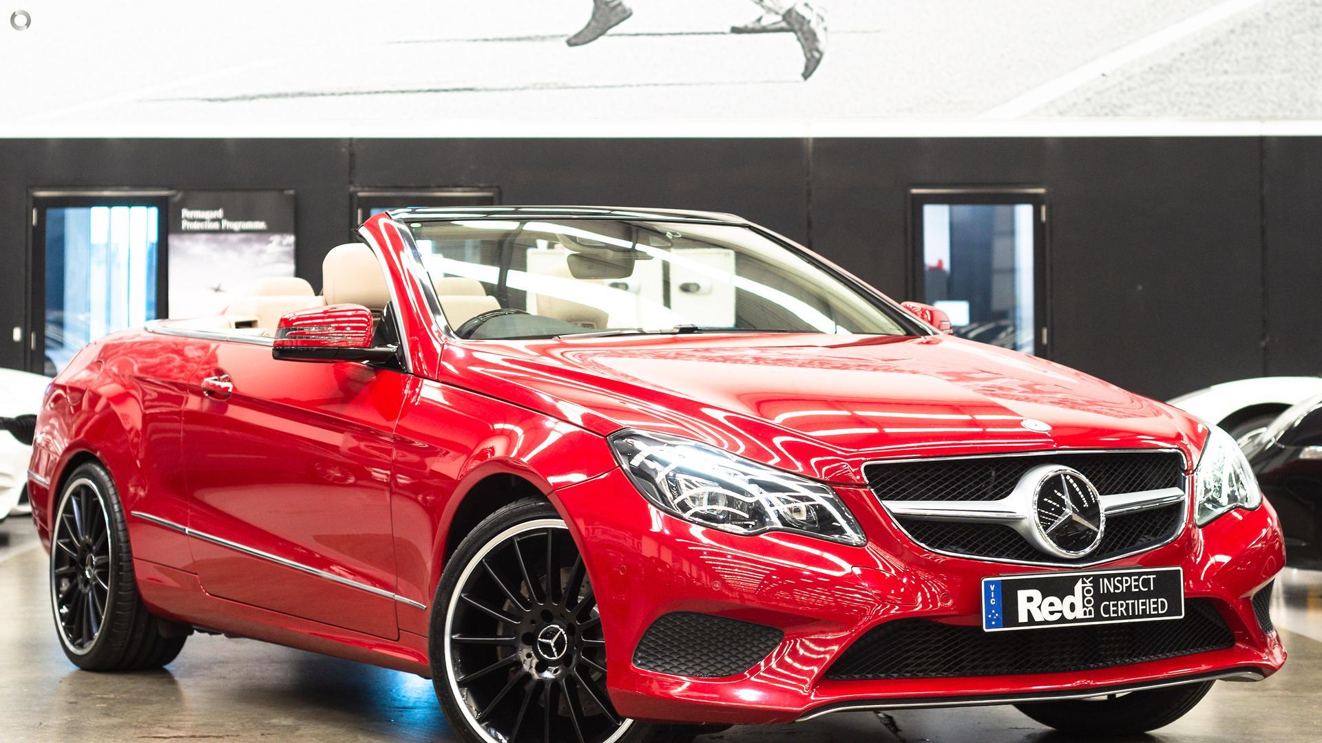 2013 Mercedes-Benz E250  A207