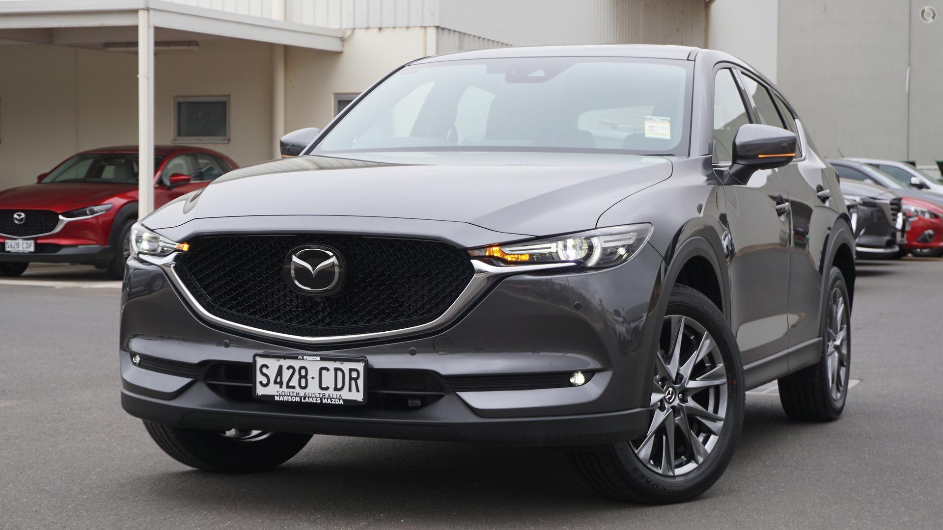 2019 Mazda CX-5 KF Series