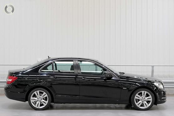2012 Mercedes-Benz C 200 BLUEEFFICIENCY