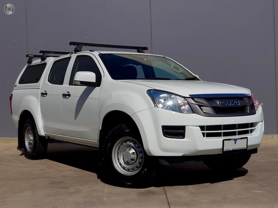 2014 Isuzu D-MAX SX High Ride