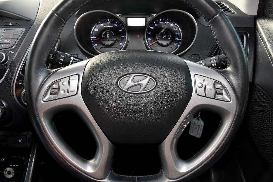2013 Hyundai ix35 SE Series II