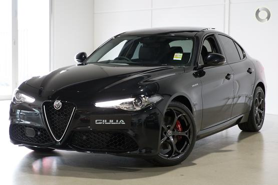 2019 Alfa Romeo Giulia Veloce (No Series)