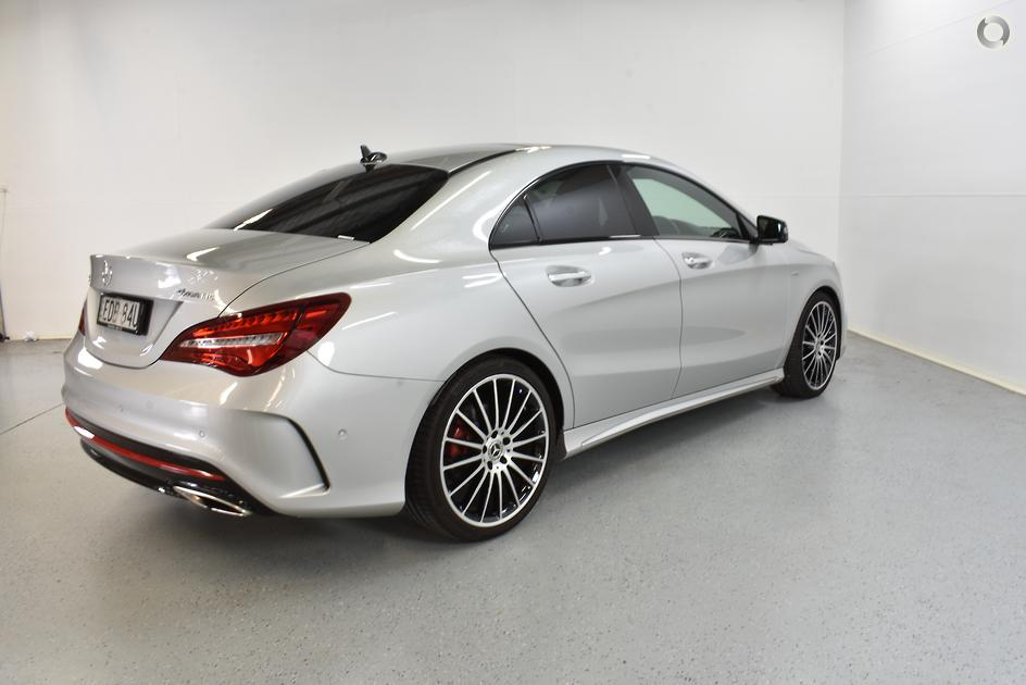 2018 Mercedes-Benz CLA 250 SPORT Coupé