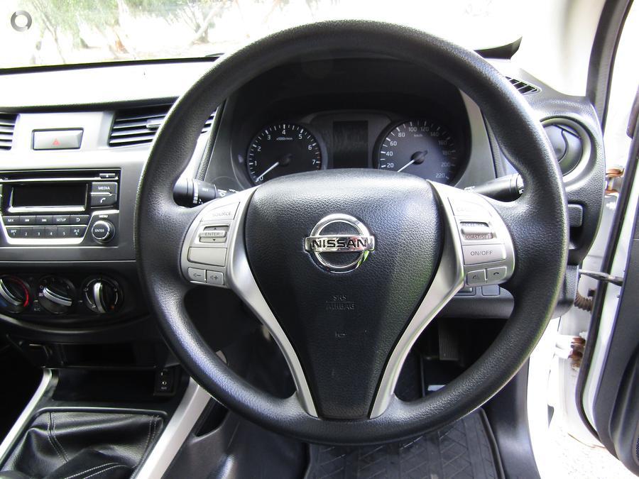 2016 Nissan Navara DX D23