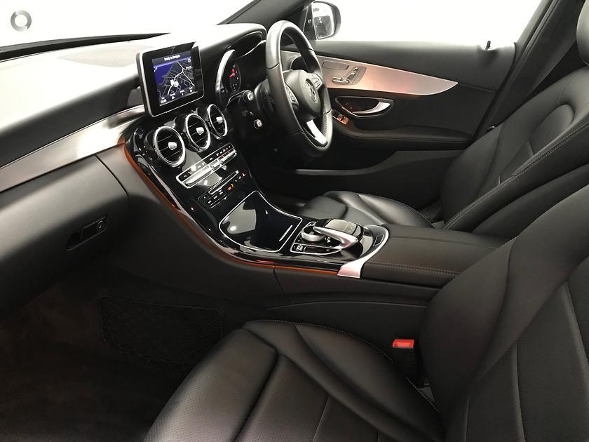 2016 Mercedes-Benz C 200 Estate