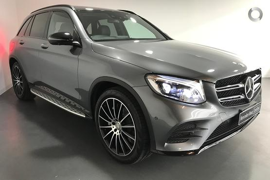 2015 Mercedes-Benz GLC 250 D