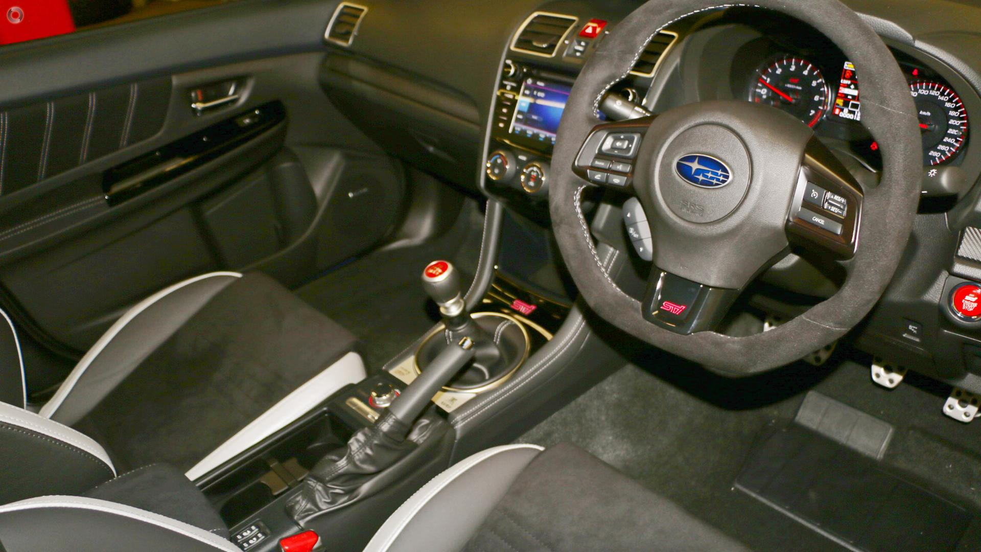 2019 Subaru Wrx STI spec.R V1