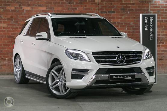 2014 Mercedes-Benz <br>M-CLASS