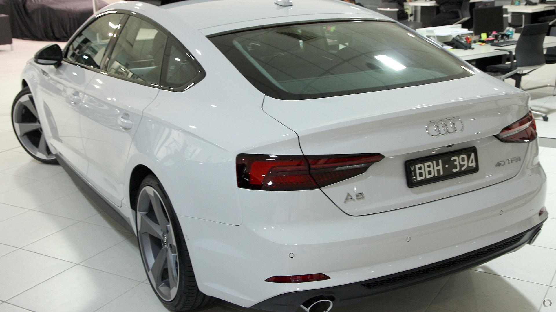 2019 Audi A5 40 TFSI sport F5