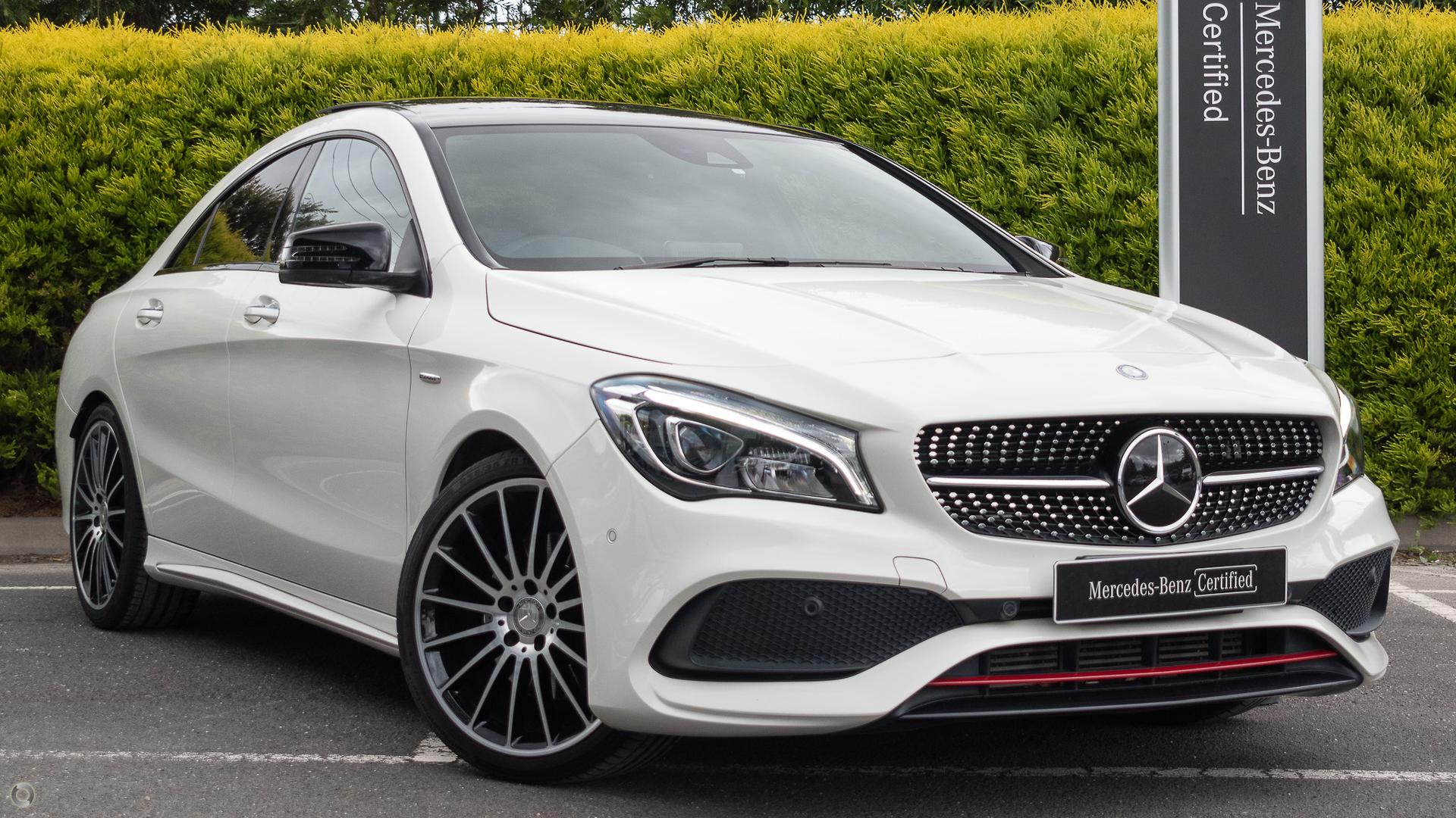 2016 Mercedes-Benz CLA 250 SPORT Coupe