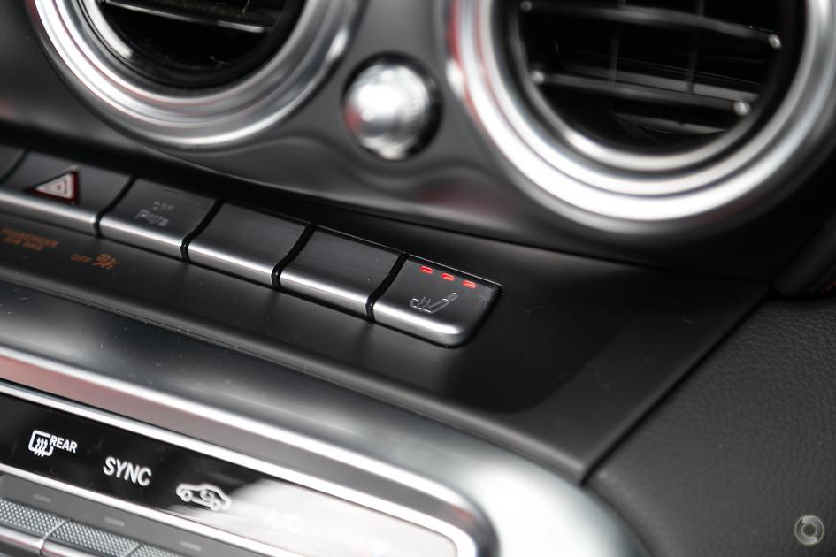 2018 Mercedes-Benz AMG GT Roadster