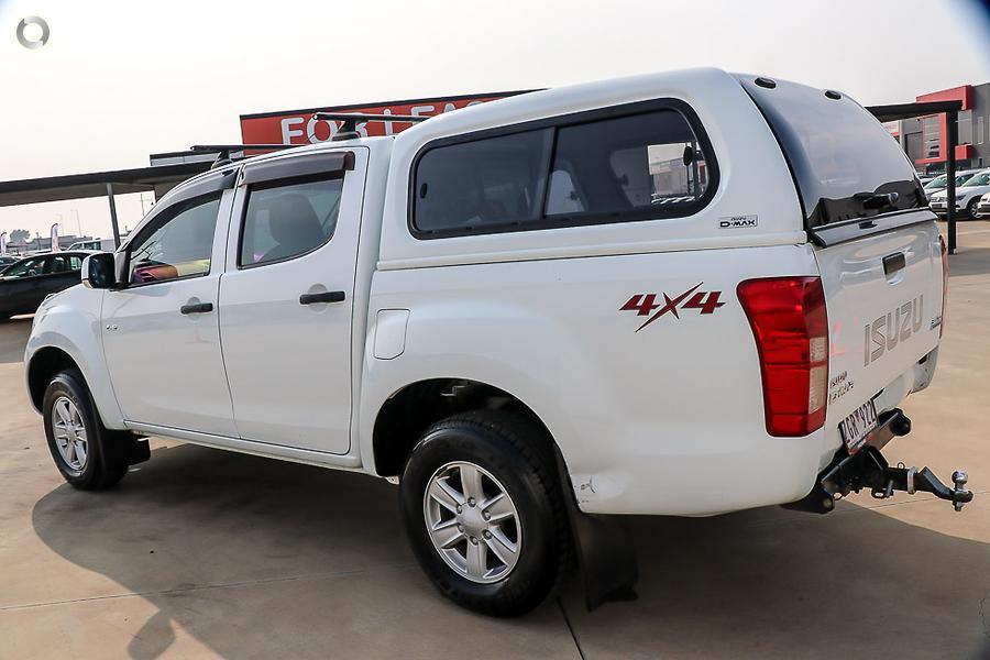 2012 Isuzu D-max LS-M (No Series)