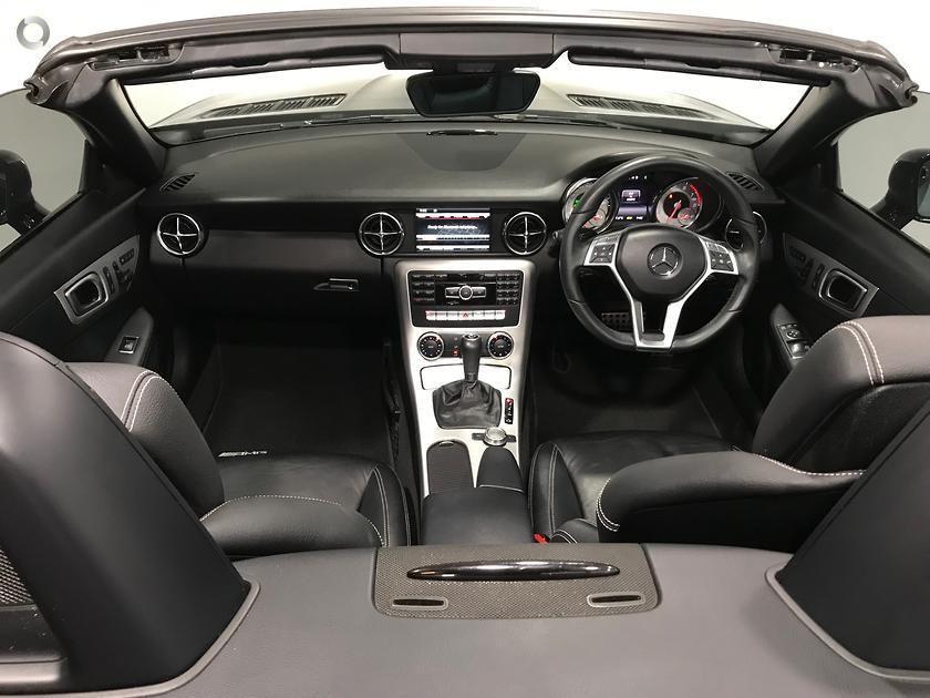 2014 Mercedes-Benz SLK 250 Roadster