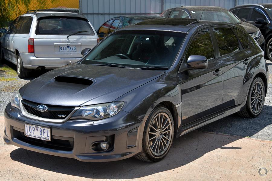 2013 Subaru Impreza WRX G3