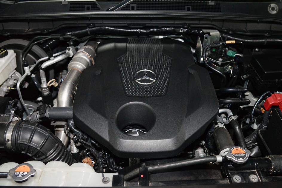 2019 Mercedes-Benz X 250 D PROGRESSIVE Utility