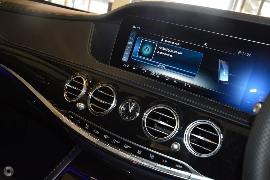 2018 Mercedes-Benz S 350 Sedan