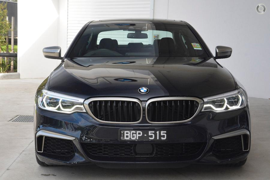 2019 BMW M550i xDrive Pure