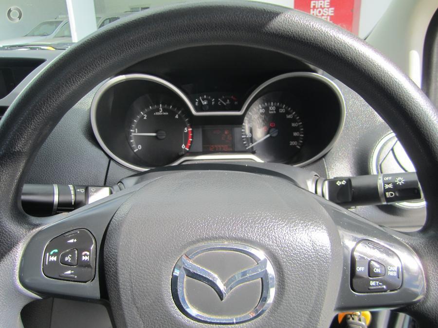 2014 Mazda Bt-50 XT Hi-Rider UP