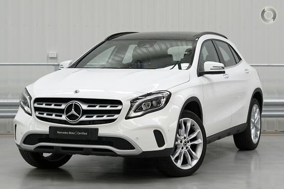 2019 Mercedes-Benz <br>GLA 180