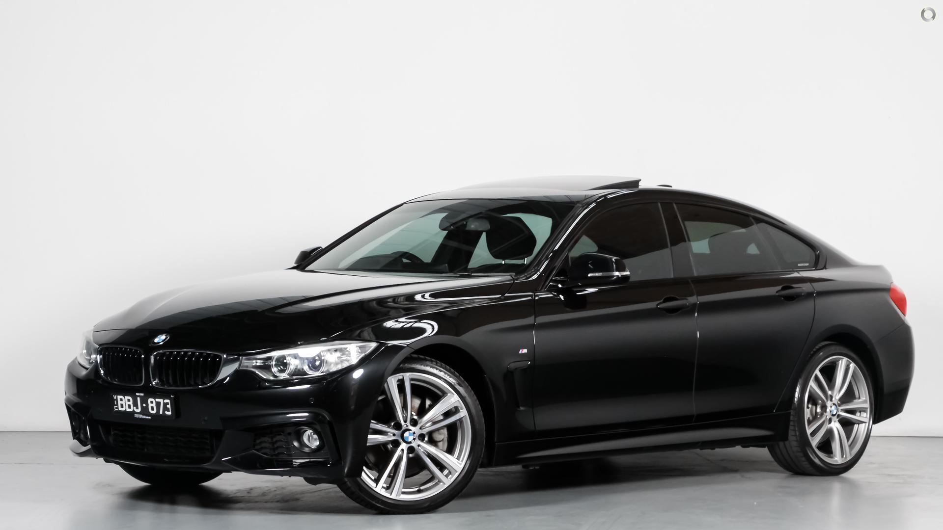 2014 BMW 435i  F36