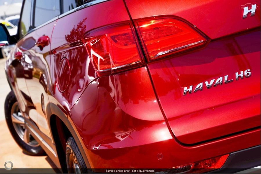 2020 Haval H6 Premium
