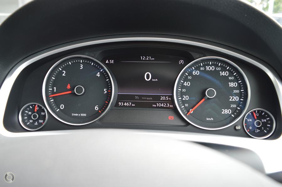2015 Volkswagen Touareg V6 TDI 7P
