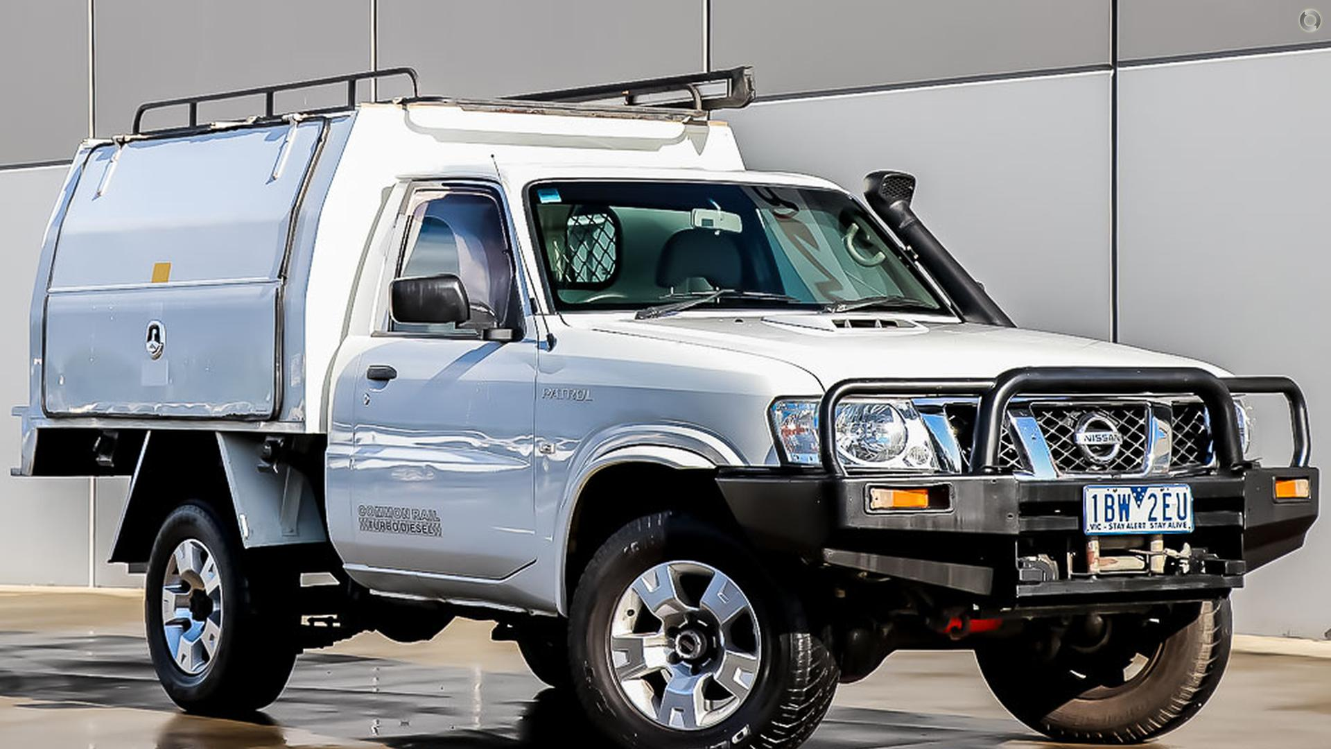 2008 Nissan Patrol GU 6