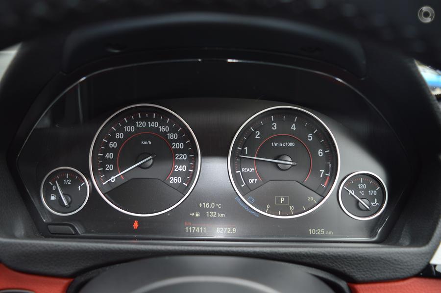 2015 BMW 428i M Sport  F36