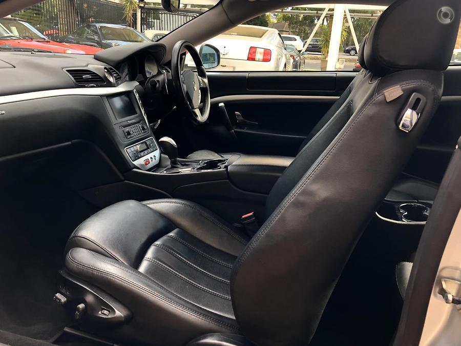 2008 Maserati GranTurismo  M145