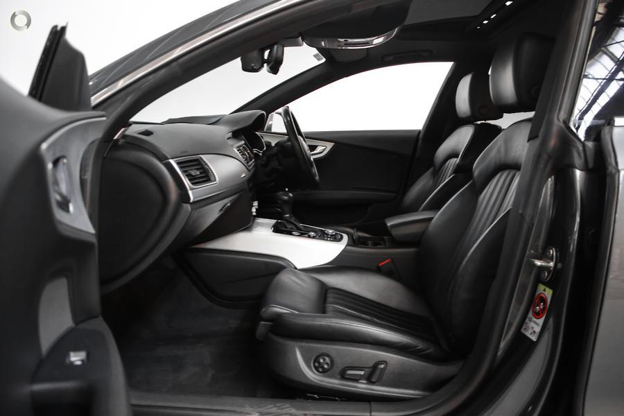 2011 Audi A7  4G