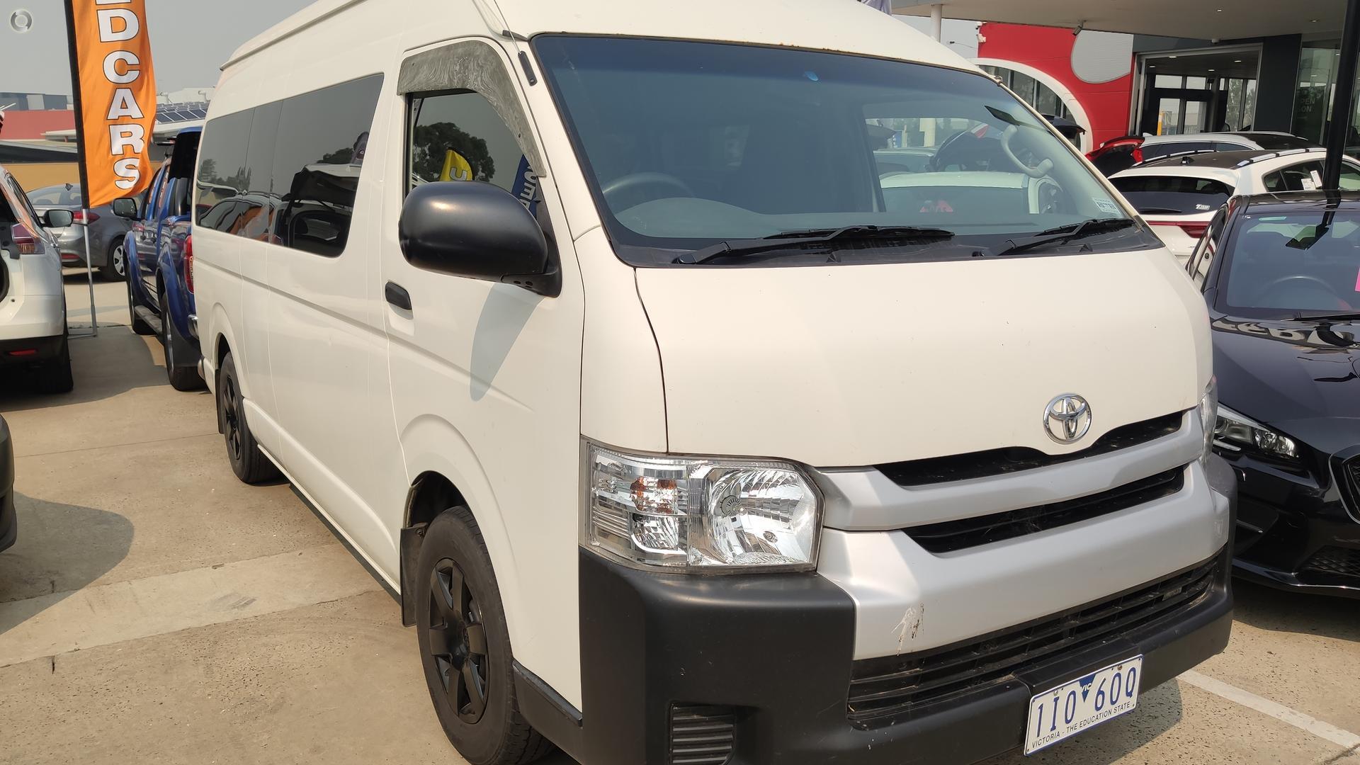 2014 Toyota Hiace KDH223R
