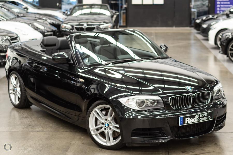 2013 BMW 135i M Sport  E88 LCI