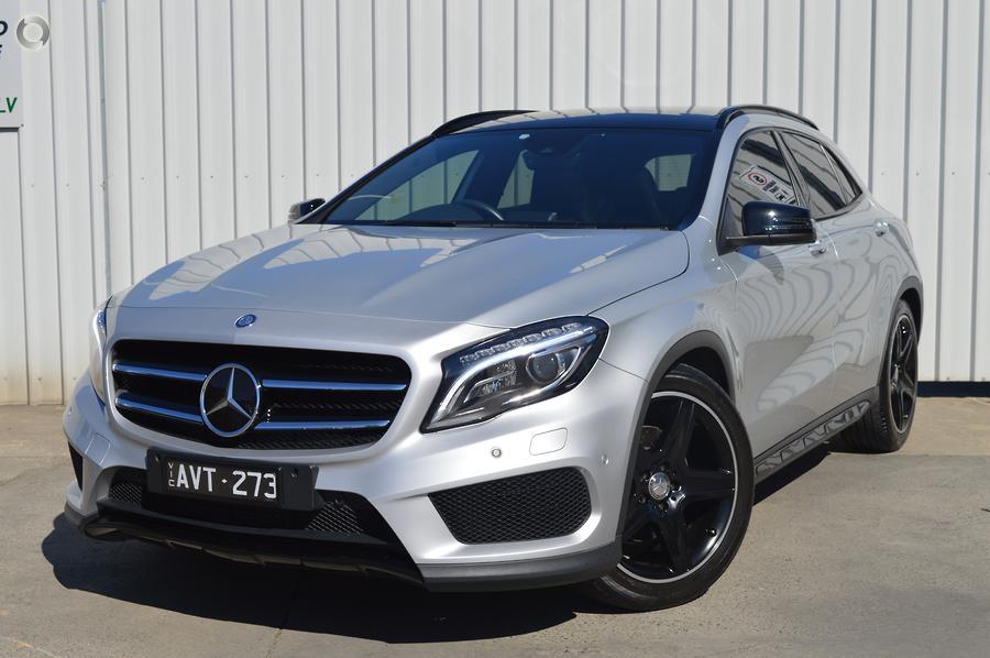 2015 Mercedes-Benz GLA250  X156