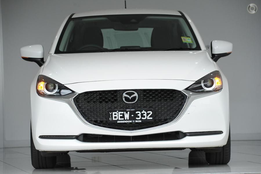 2019 Mazda 2 G15 Pure DJ Series
