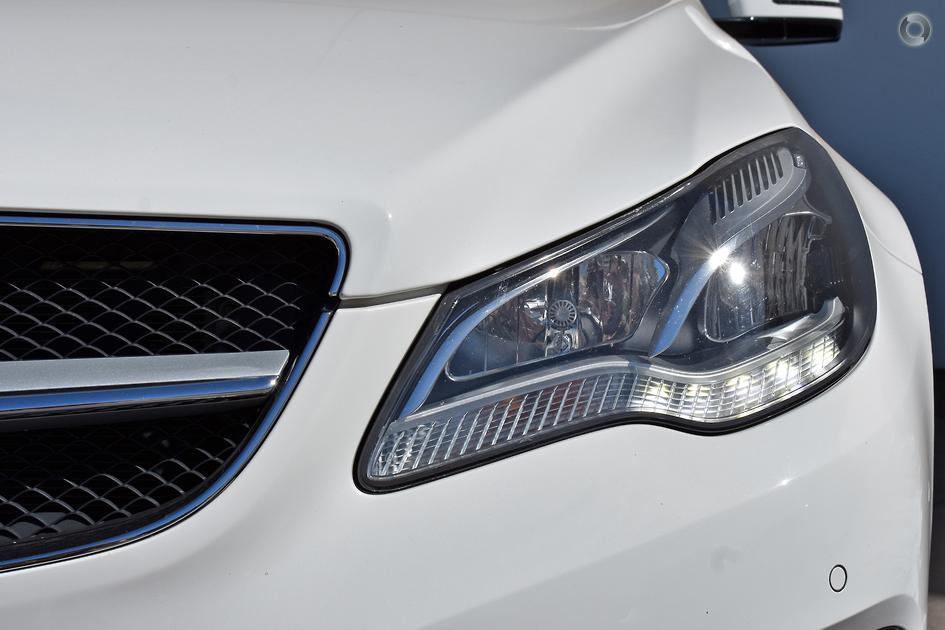 2014 Mercedes-Benz E 200 Cabriolet