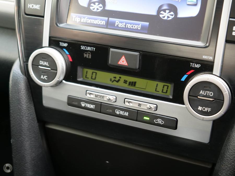 2017 Toyota Camry Atara S AVV50R