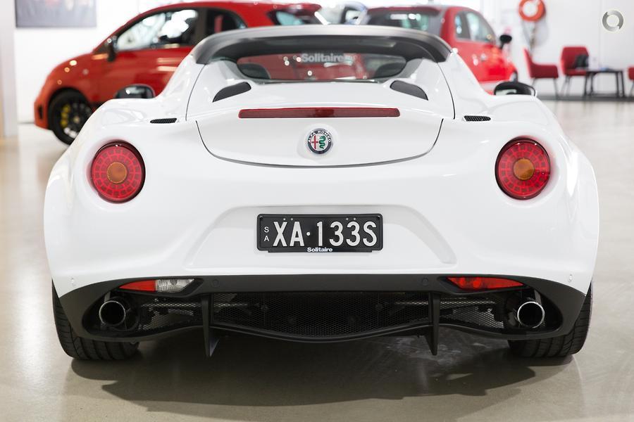 2019 Alfa Romeo 4C  Series 1