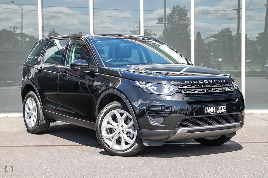 2017 Land Rover Discovery Sport TD4 150 SE