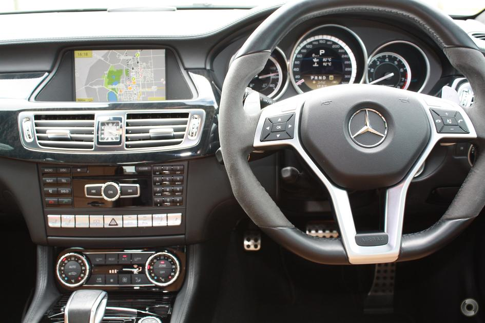 2012 Mercedes-Benz CLS 63 AMG Coupe
