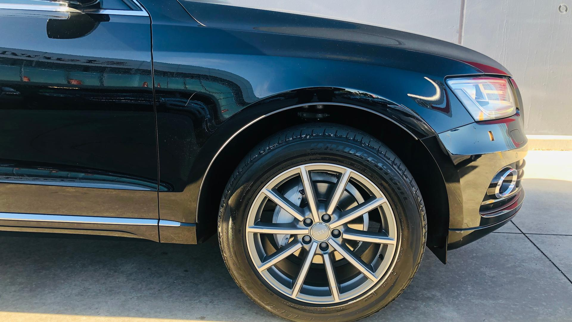2016 Audi Q5 TFSI 8R