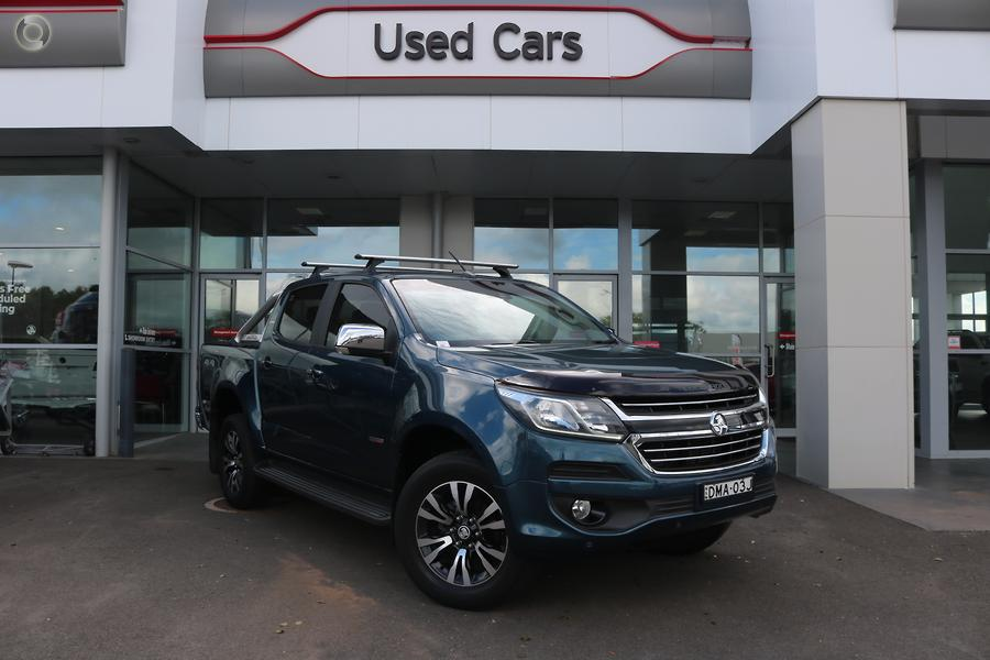 2016 Holden Colorado LTZ RG