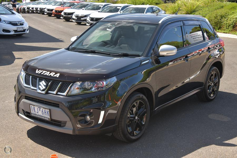 2016 Suzuki Vitara S Turbo LY
