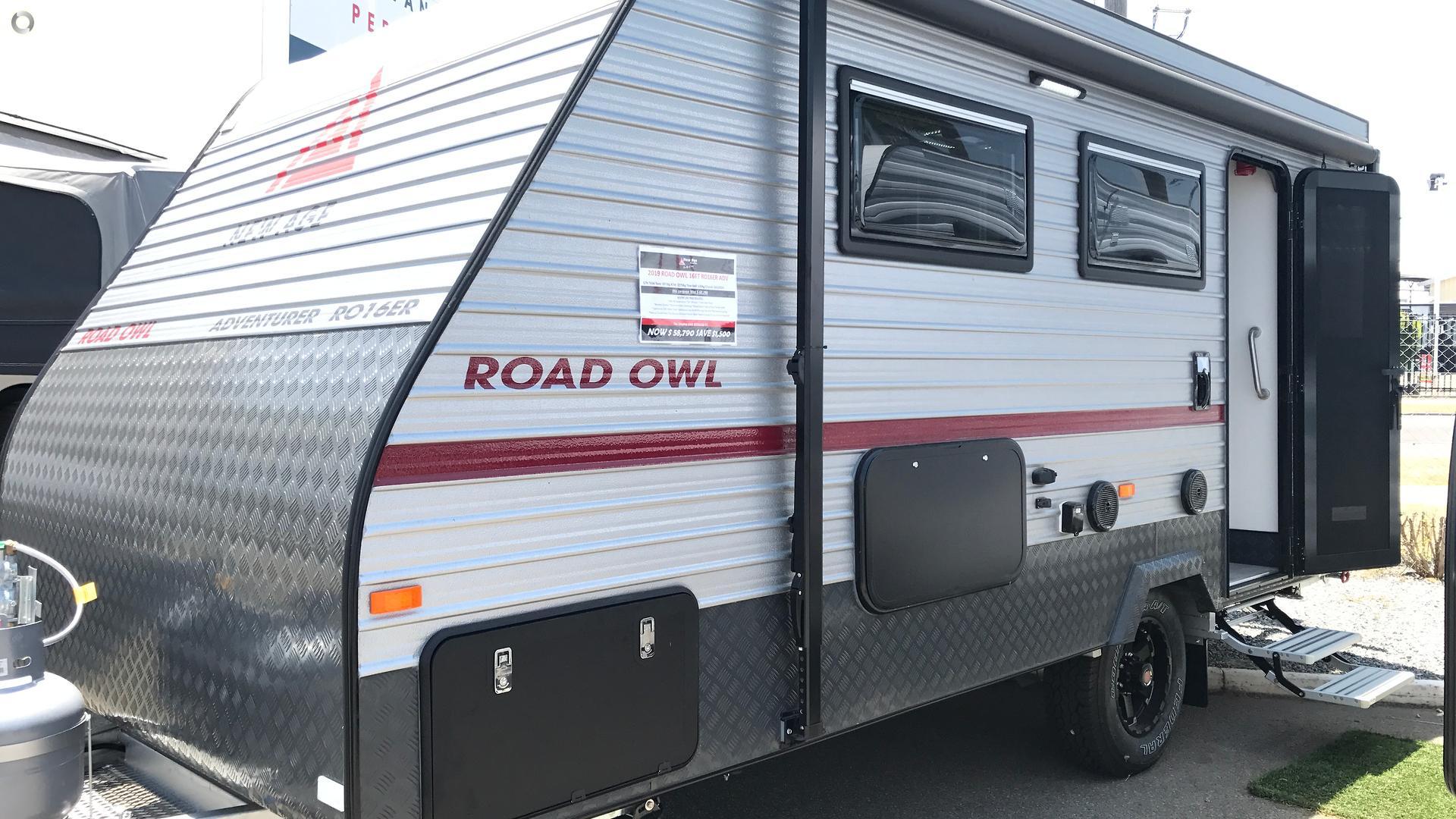 2019 New Age Road Owl RO16ER Adventure
