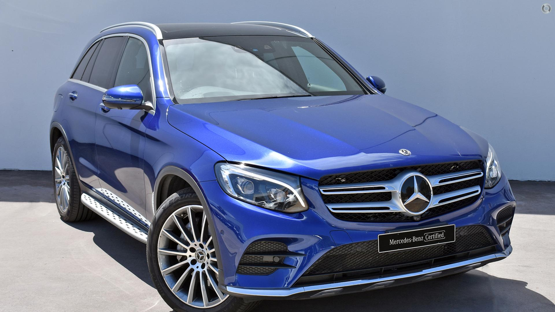 2017 Mercedes-Benz GLC 350 D Wagon